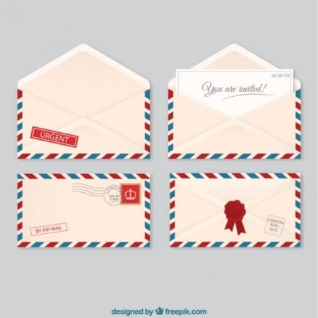 C5 Designer Envelopes