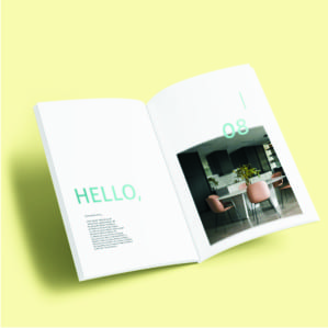 A4 Portrait Booklet